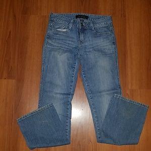Womens Calvin Klein blue jeans